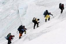 climbers